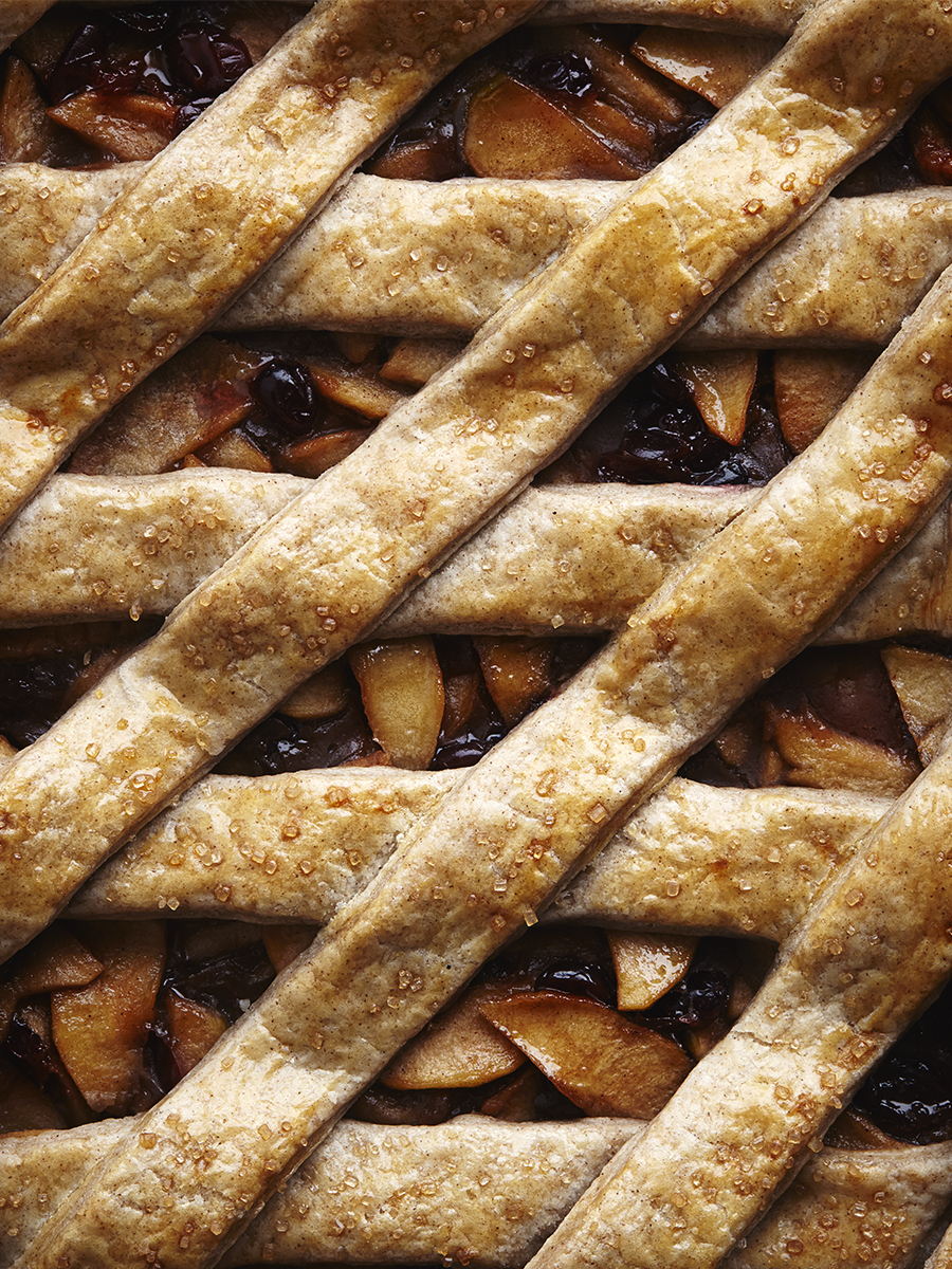 Pie crust details | Dovis Bird Agency