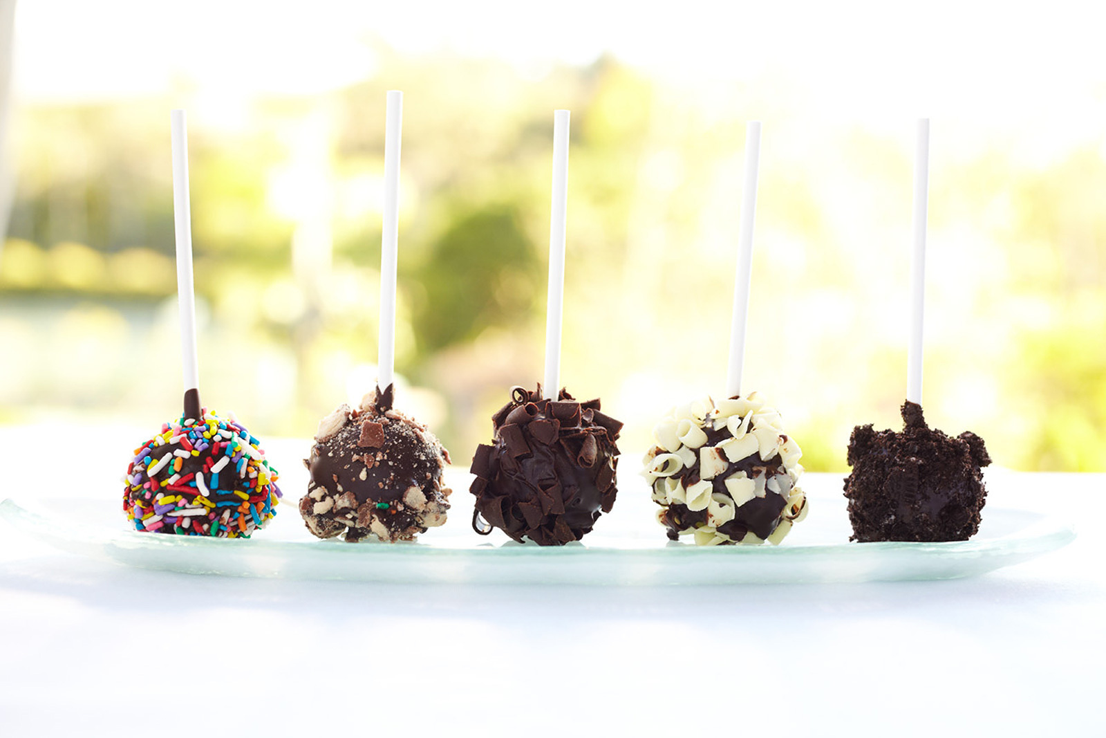 Selection of Chocolate Truffles  | Dovis Bird Agency Photography
