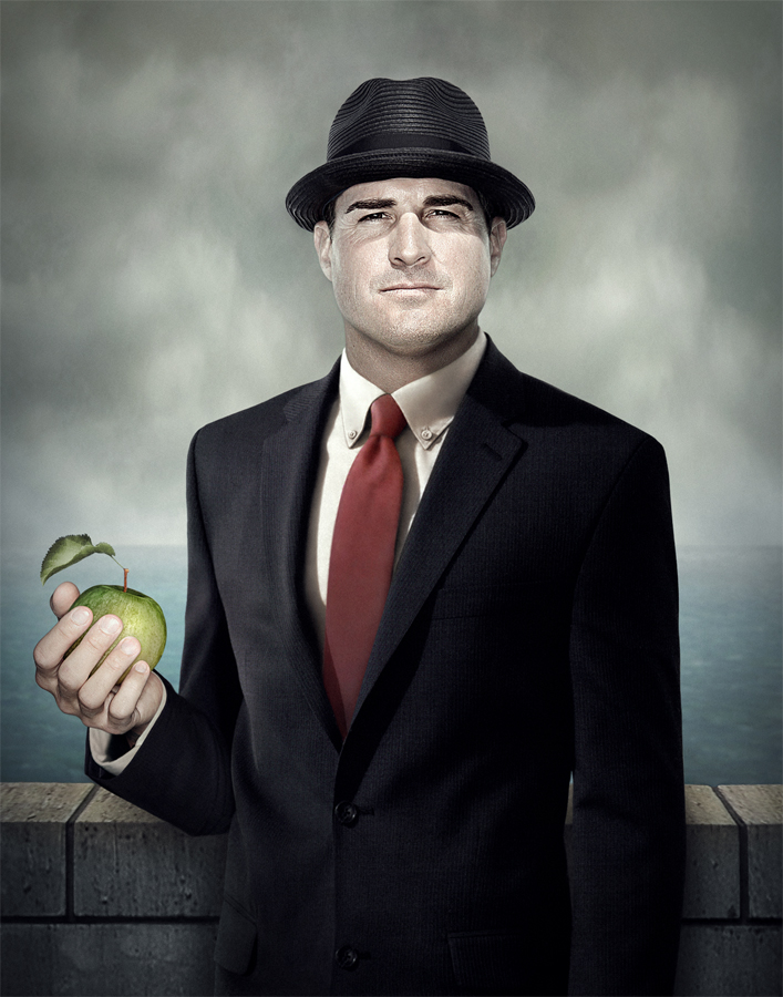 Actor George Eads celebrity portrait | Dovis Bird Agency Reps