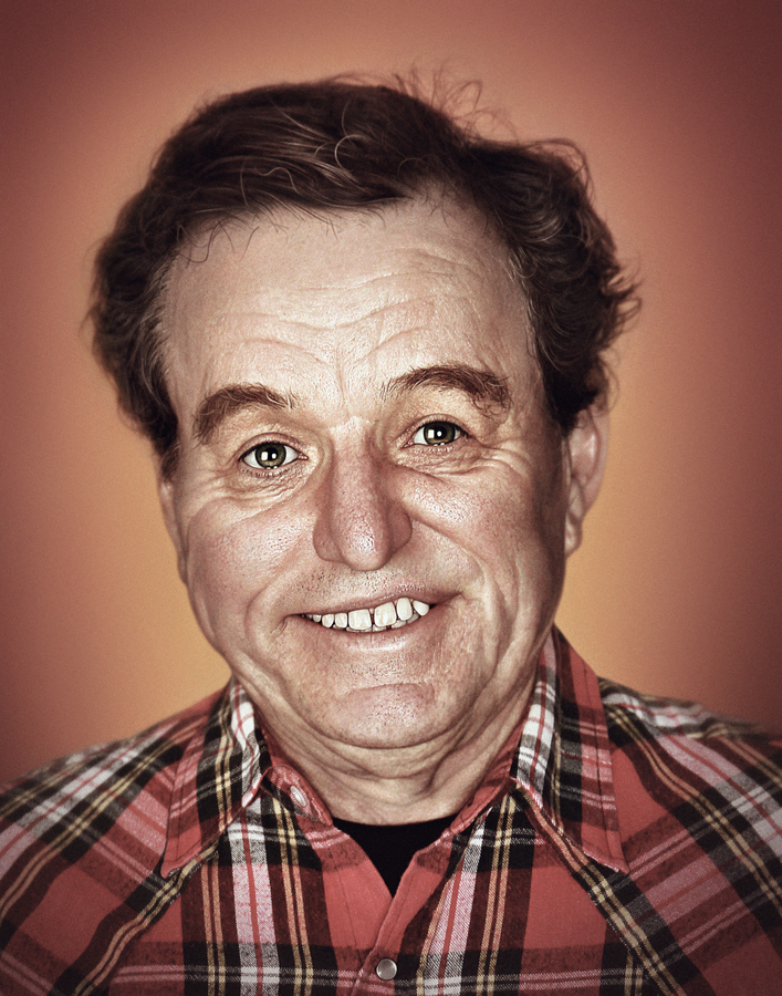 Actor Jerry Mathers celebrity portrait| Dovis Bird Agency Reps