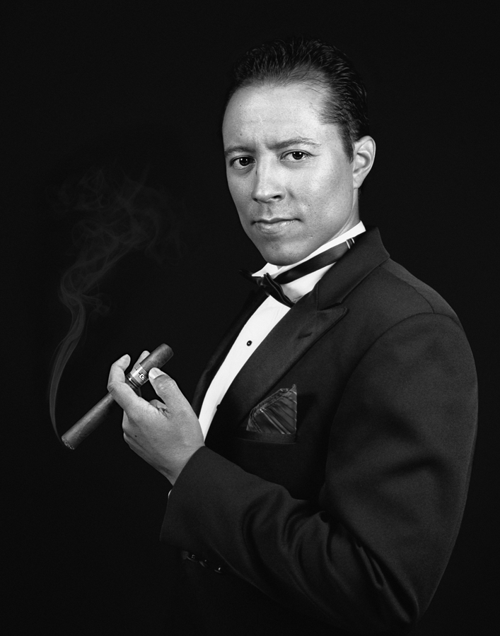 Yancey Arias celebrity portrait| Dovis Bird Agency Reps