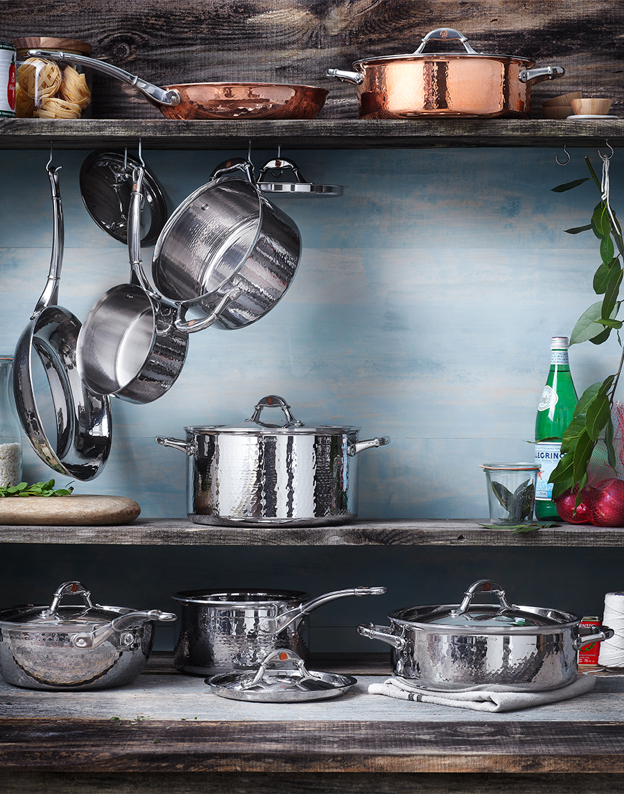 Home kitchen with cookware | Dovis Bird Agency