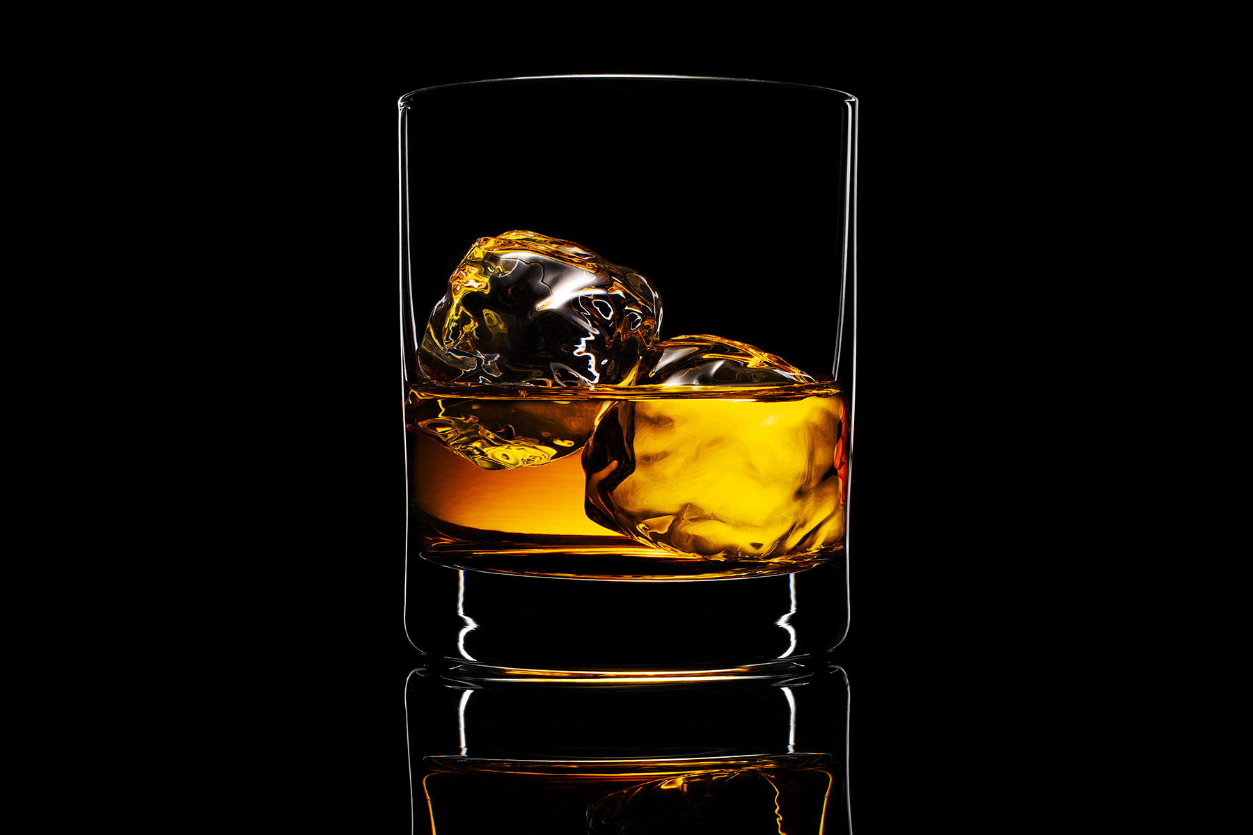 Whiskey in a glass | Dovis Bird Agency Reps