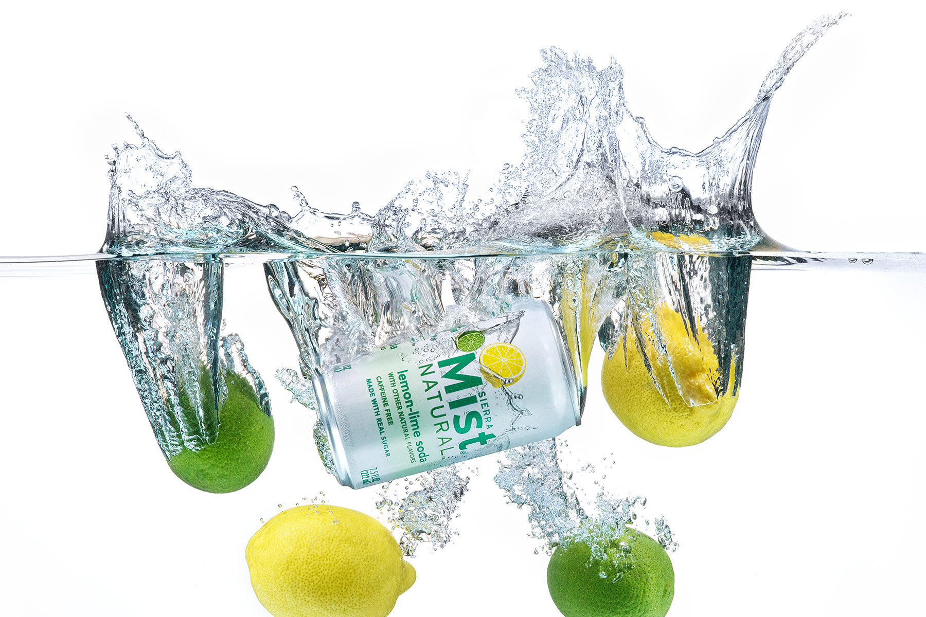 Sierra Mist Splash | Dovis Bird Agency Reps