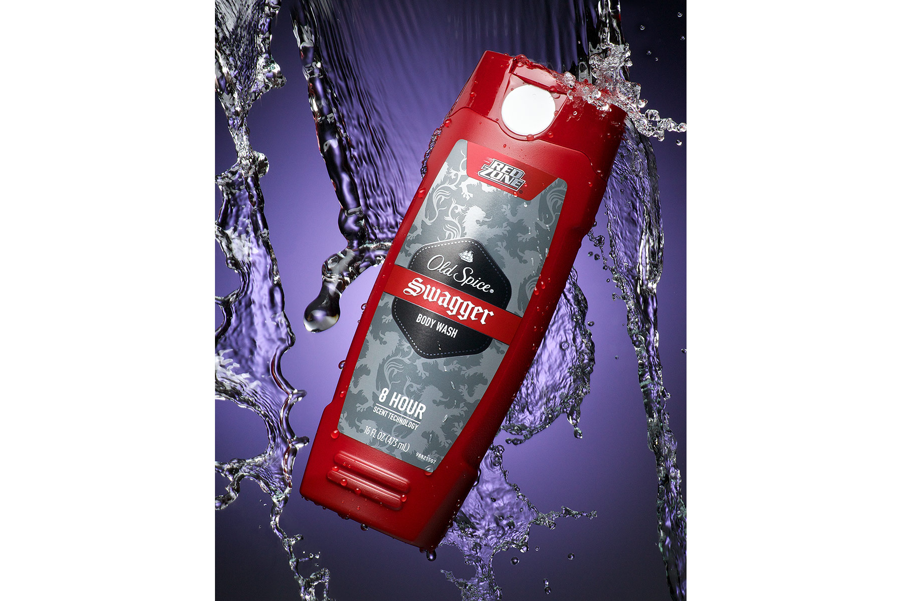 Old Spice Body Wash | Dovis Bird Agency Reps
