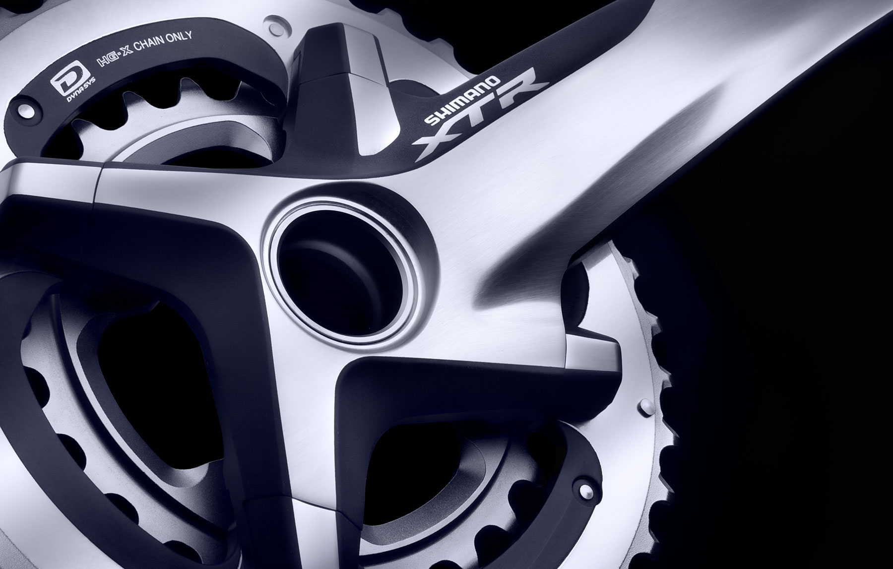 Closeup of Shimano bicycle gears | Dovis Bird Agency Reps
