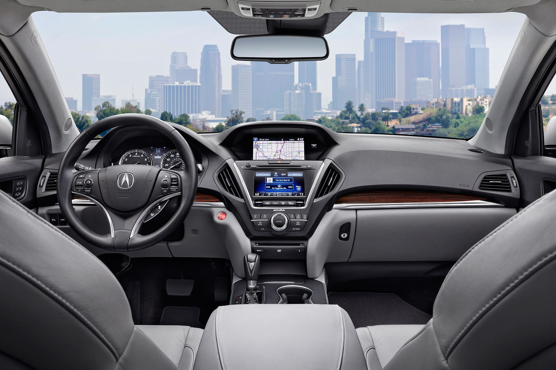 Acura interior Automotive Photography | Dovis Bird Agency Reps