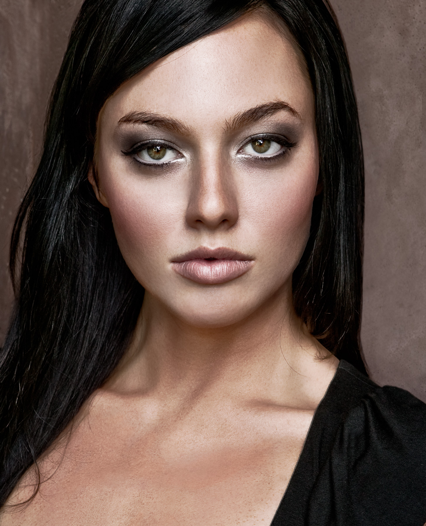 Beauty Fashion Portrait | Dovis Bird Agency Photography