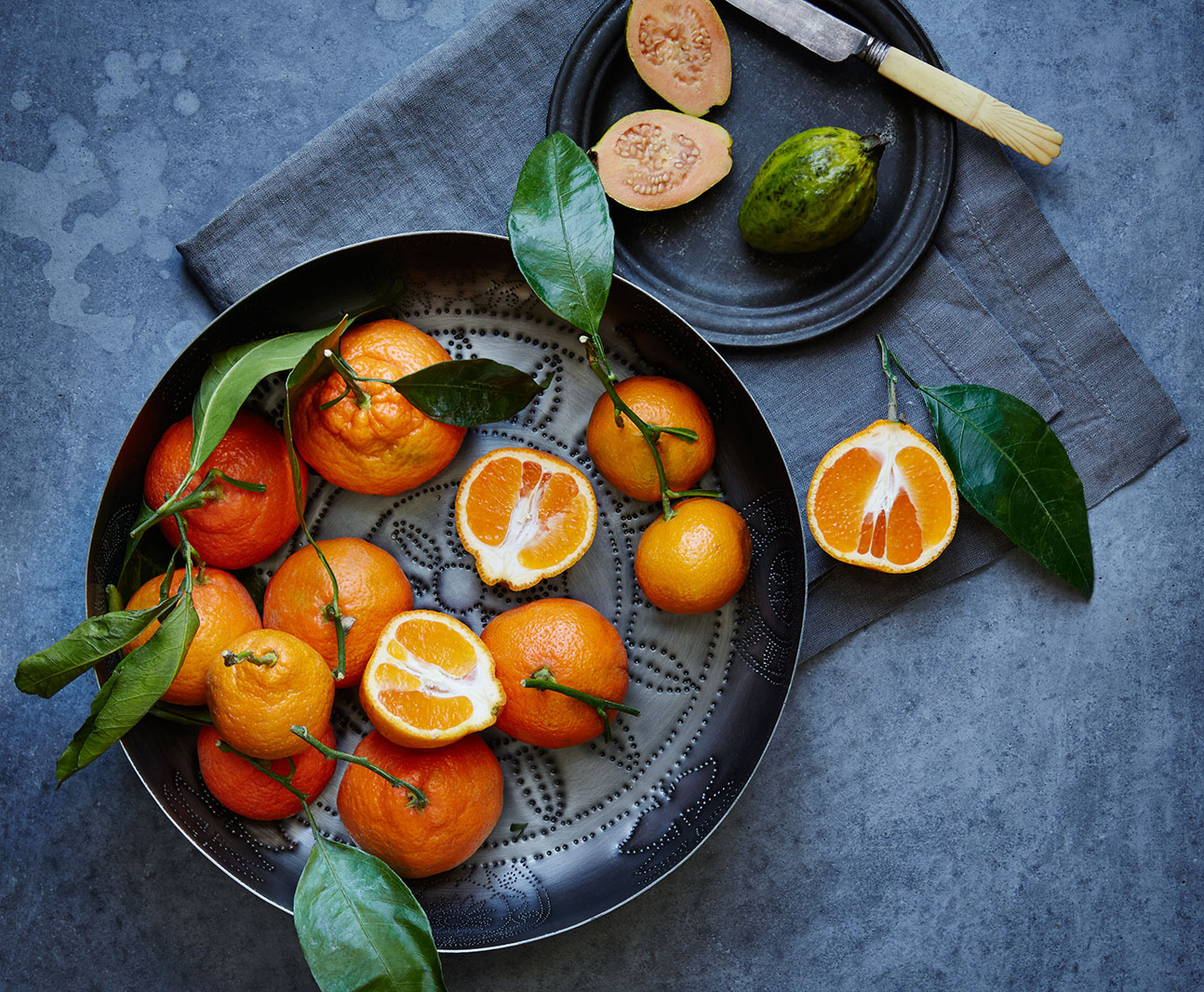 Bowl of Tangerines  | Dovis Bird Agency Photography