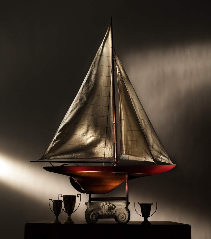 Sailboat concept photography | Dovis Bird Agency Reps