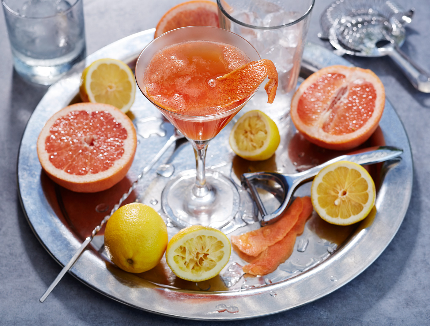 Orange Lemon Martini   | Dovis Bird Agency Photography