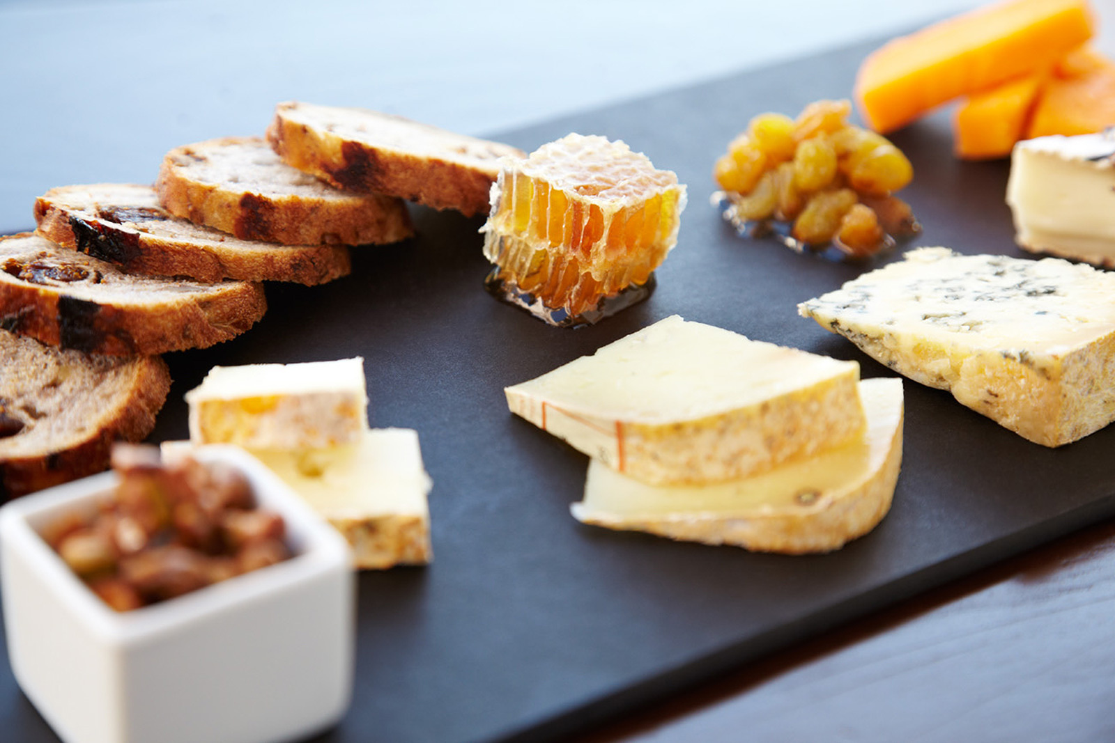 Assorted Cheese Plate  | Dovis Bird Agency Photography