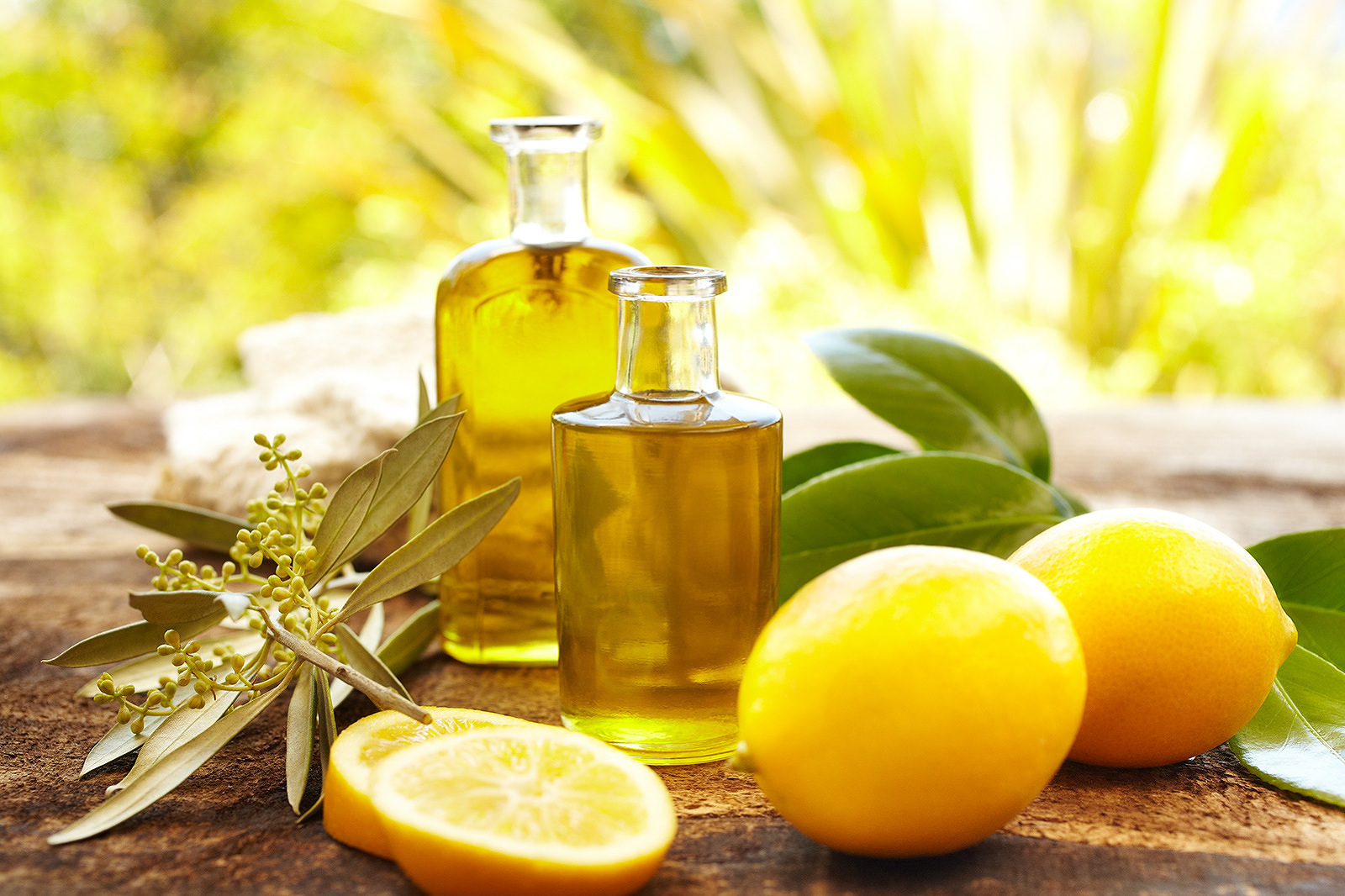 Lemon massage oils  | Dovis Bird Agency Photography