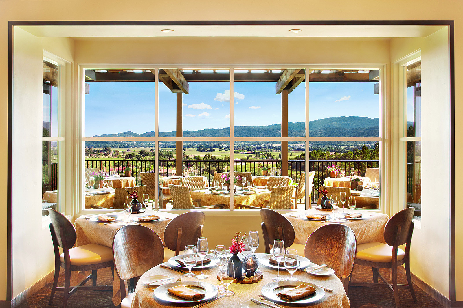 Sonoma Wine Country Resort  | Dovis Bird Agency Photography